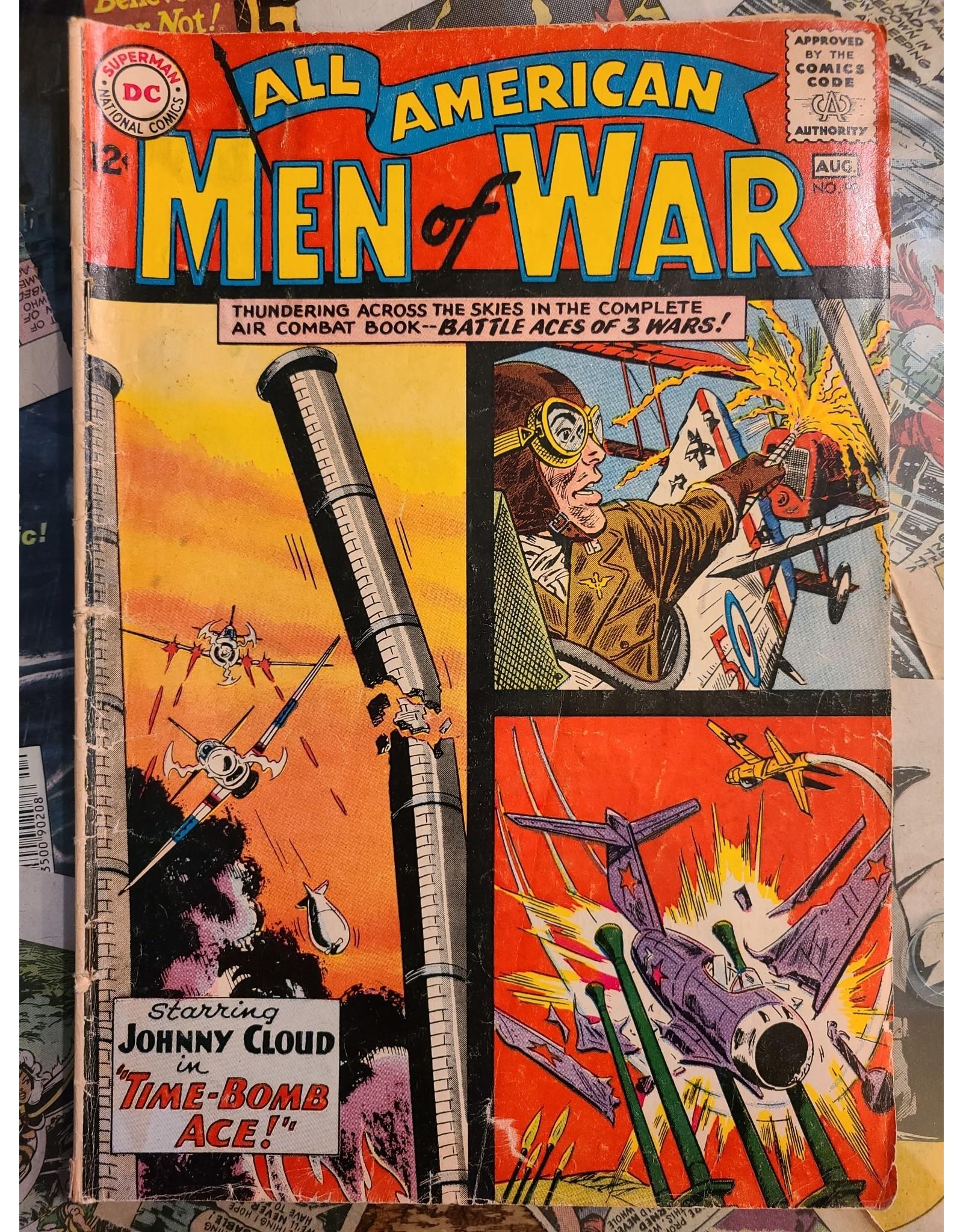DC Comics ALL AMERICAN MEN OF WAR #98 VG-