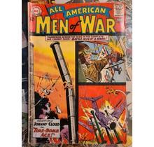 ALL AMERICAN MEN OF WAR #98 VG-