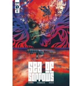 IDW PUBLISHING SEA OF SORROWS #1 (OF 5) 10 COPY INCV SAWATSKY (NET) (RES)