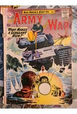 DC Comics OUR ARMY AT WAR #97 GD-