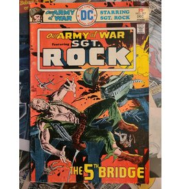 DC Comics OUR ARMY AT WAR #287 VG+