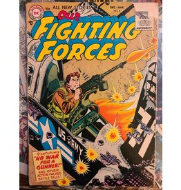 DC Comics OUR FIGHTING FORCES #8 VG-