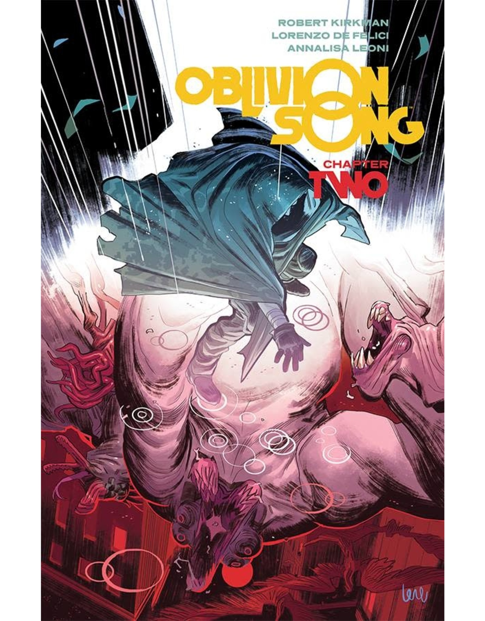 Image Comics OBLIVION SONG BY KIRKMAN & DE FELICI TP VOL 02