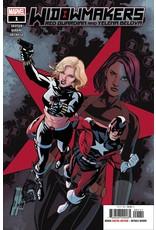 Marvel Comics WIDOWMAKERS RED GUARDIAN YELENA BELOVA #1