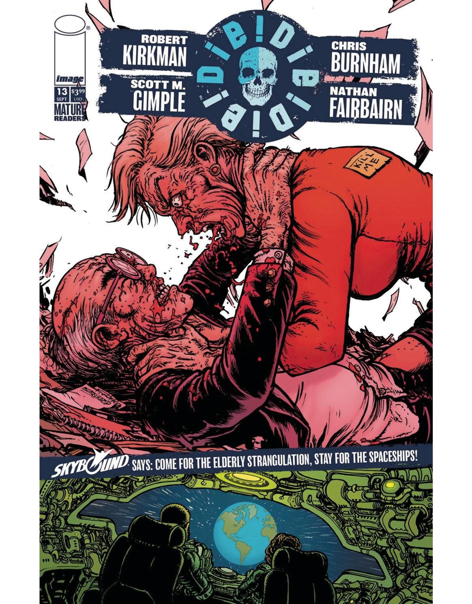 Image Comics DIE DIE DIE #13 (MR)