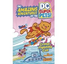 DC SUPER PETS YR TP CRIME FIGHTING CAT (C: 0-1-0)