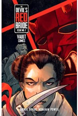 VAULT COMICS DEVILS RED BRIDE #2 CVR A BIVENS (MR)