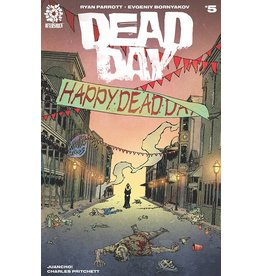 AFTERSHOCK COMICS DEAD DAY #5