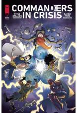 Image Comics COMMANDERS IN CRISIS #2 (OF 12) CVR A TINTO (MR)