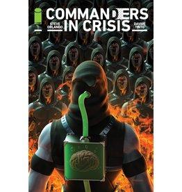 Image Comics COMMANDERS IN CRISIS #2 (OF 12) CVR B HARDING (MR)