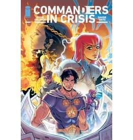 Image Comics COMMANDERS IN CRISIS #2 (OF 12) CVR C BRAGA (MR)