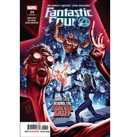Marvel Comics FANTASTIC FOUR #26