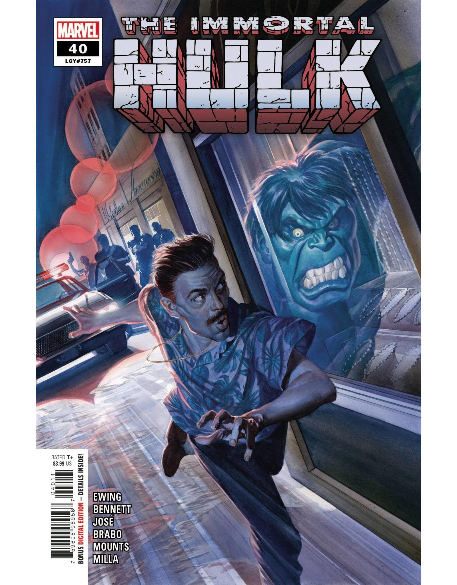 Marvel Comics IMMORTAL HULK #40