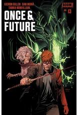 Boom! Studios ONCE & FUTURE #13 CVR A