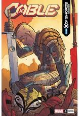 Marvel Comics CABLE #6 SKROCE VAR XOS
