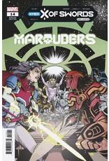Marvel Comics MARAUDERS #14 HAMNER VAR XOS