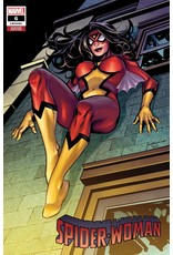 Marvel Comics SPIDER-WOMAN #6 LUPACCHINO VAR