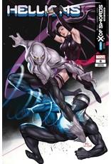 Marvel Comics HELLIONS #6 INHYUK LEE VAR XOS