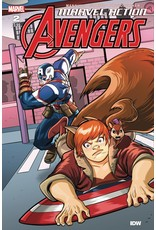IDW PUBLISHING MARVEL ACTION AVENGERS (2020) #2 CVR A MAPA