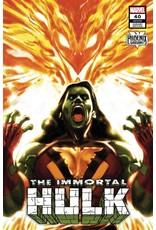 Marvel Comics IMMORTAL HULK #40 CLARKE SHE-HULK PHOENIX VAR