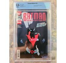 Batman Beyond #37 First Batwoman Beyond CBCS 9.6 2019 DC Comics