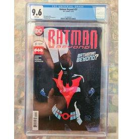 DC Comics Batman Beyond #37 First Batwoman Beyond CGC 9.6 2019 DC Comics
