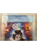 Marvel Comics Powers of X #1 KRS Variant B CBCS 9.8 Marvel Comics 2019
