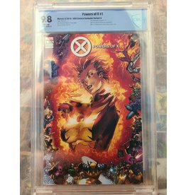 Marvel Comics Powers of X #1 KRS Variant A 2019 Marvel Comics CBCS 9.8