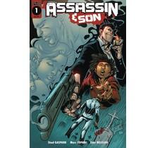 ASSASSIN & SON #1 CVR A MESSIAH (RES)