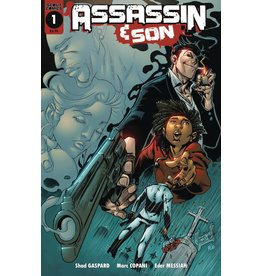 SCOUT COMICS ASSASSIN & SON #1 CVR A MESSIAH (RES)