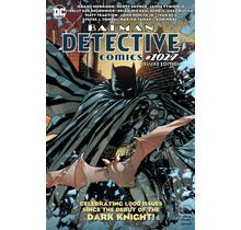 BATMAN DETECTIVE COMICS #1027 THE DELUXE EDITION HC