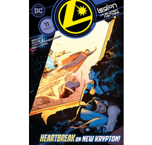 LEGION OF SUPER-HEROES #11 CVR A RYAN SOOK
