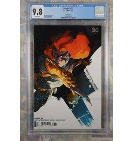 DC Comics Batgirl #33 Variant Cover by Yasmine Putri CGC 9.8