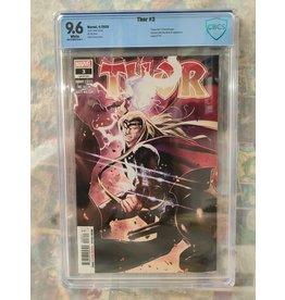 Marvel Comics Thor #3 Marvel 2020 CBCS 9.6