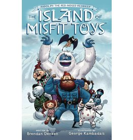 SCOUT COMICS ISLAND OF MISFIT TOYS GN