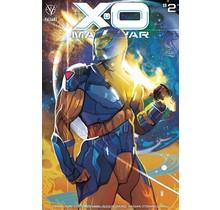X-O MANOWAR (2020) #2 CVR A WARD (RES)
