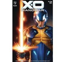 X-O MANOWAR (2020) #2 CVR B DIAZ (RES)