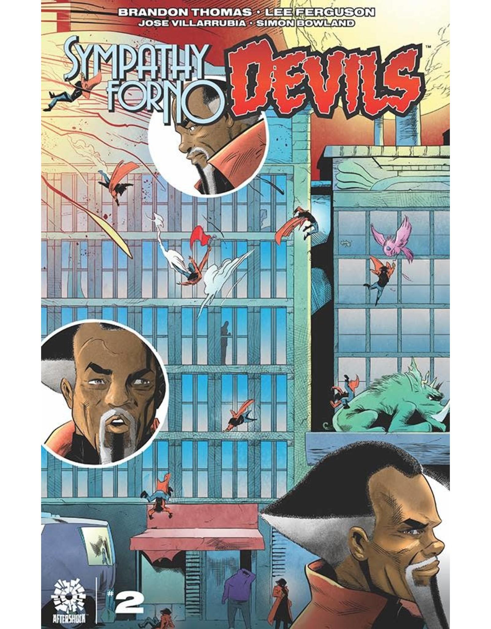 AFTERSHOCK COMICS SYMPATHY FOR NO DEVILS #2 CVR A FERGUSON (RES)