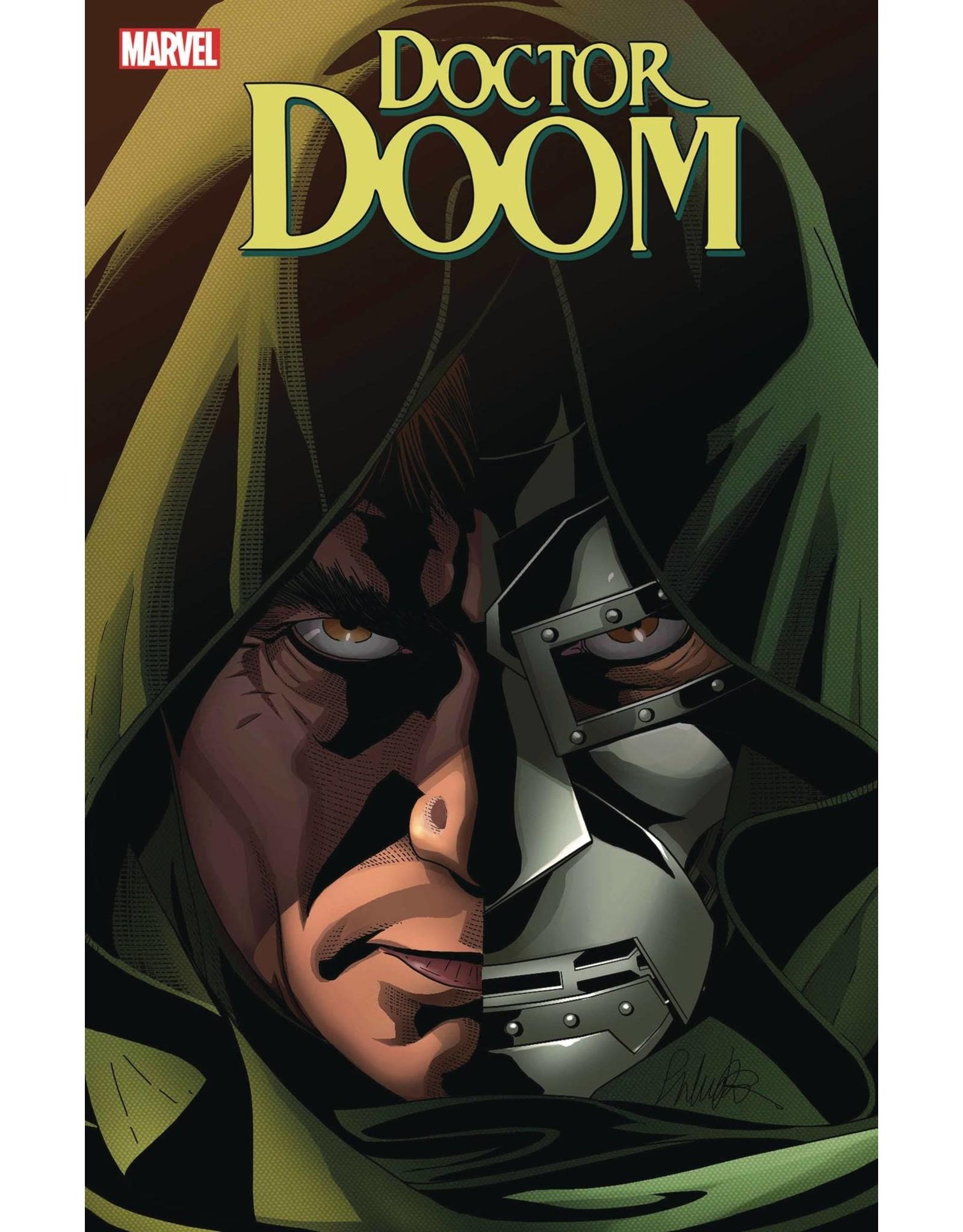 Marvel Comics DOCTOR DOOM #9