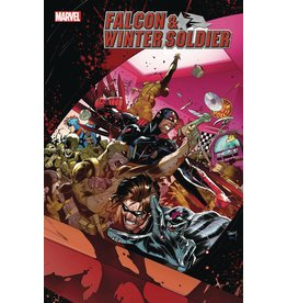 Marvel Comics FALCON & WINTER SOLDIER #5 (OF 5)