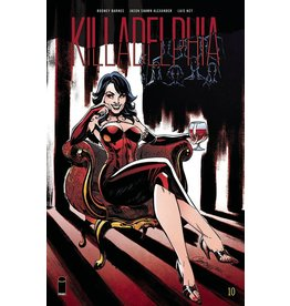 Image Comics KILLADELPHIA #10 CVR B CAMPBELL (MR)
