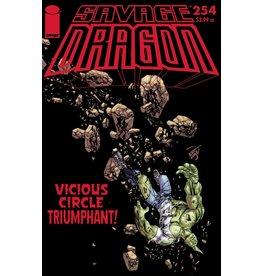Image Comics SAVAGE DRAGON #254 CVR A LARSEN (MR)