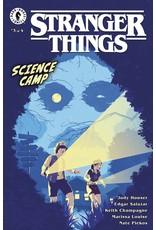 DARK HORSE COMICS STRANGER THINGS SCIENCE CAMP #3 (OF 4) CVR B DITTMAN