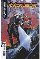Marvel Comics EXCALIBUR #15 COELLO VAR XOS
