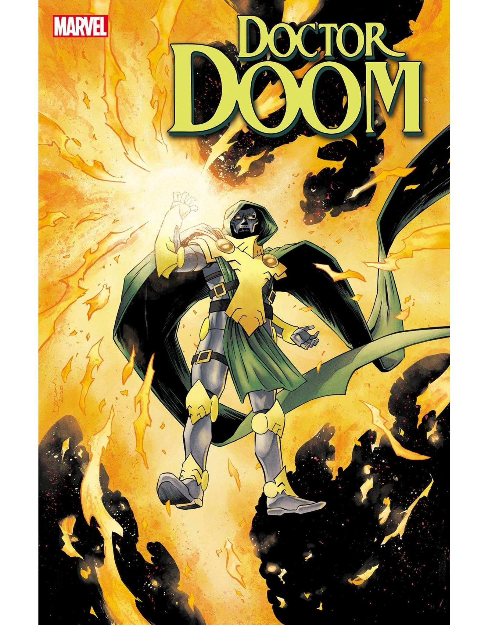Marvel Comics DOCTOR DOOM #9 SHALVEY DOCTOR DOOM PHOENIX VAR