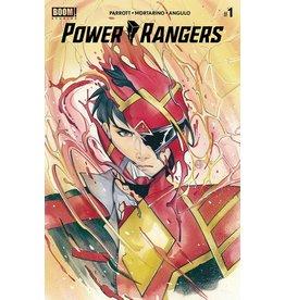 Boom! Studios POWER RANGERS #1 FOIL VAR LCSD 2020