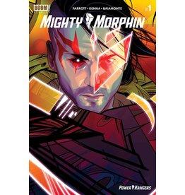 Boom! Studios MIGHTY MORPHIN #1 FOIL VAR LCSD 2020