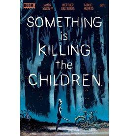 Boom! Studios SOMETHING IS KILLING CHILDREN #1 FOIL VAR LCSD 2020