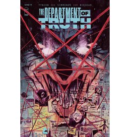 Image Comics DEPARTMENT OF TRUTH #3 CVR C 10 COPY INCV GORHAM (MR)