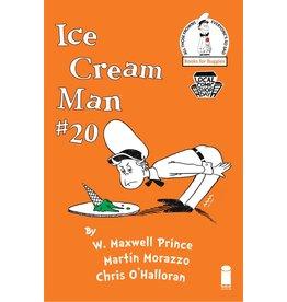 Image Comics ICE CREAM MAN #20 LCSD 2020